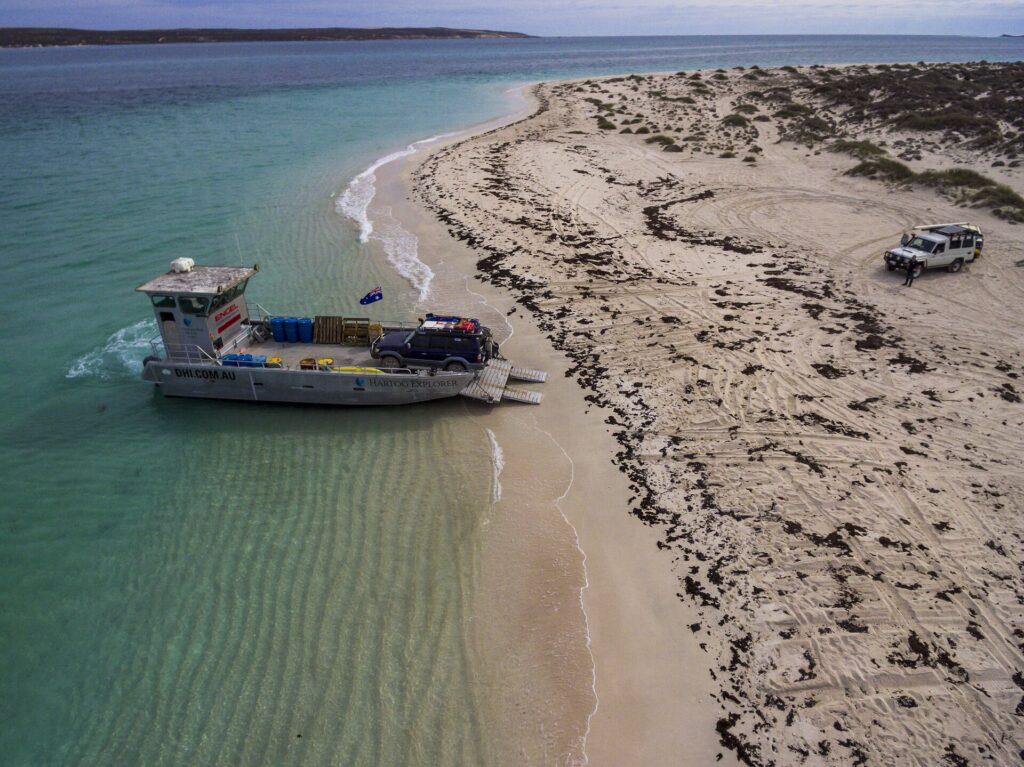 DH Island